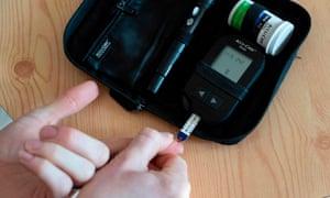 Home insulin kit