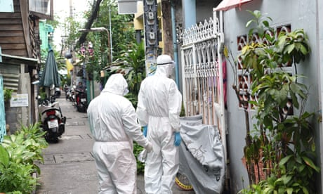 Coronavirus live news: Tokyo cases hit all-time high as Thailand, South Korea and Malaysia see record infections