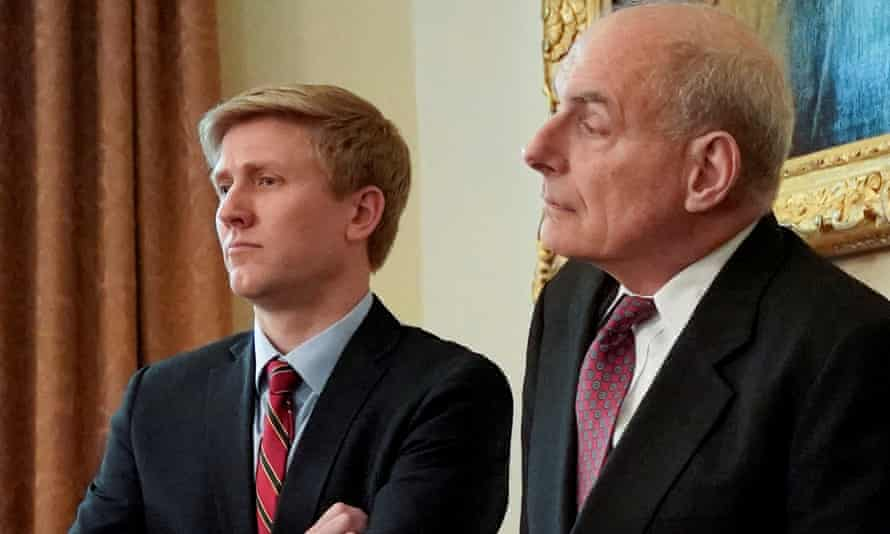 Nick Ayers, the chief of staff to Vice-President Mike Pence, turned down the job of Trump's chief of staff.