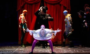 Vehemence, verve and morbid melancholy ... Berlioz's Benvenuto Cellini at the Opera Bastille, Paris in 2018.