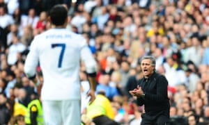 José Mourinho is tipped to return to Real Madrid, where he was manager from 2010-13.