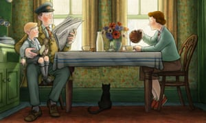 A still from the 2016 animated film Ethel & Ernest