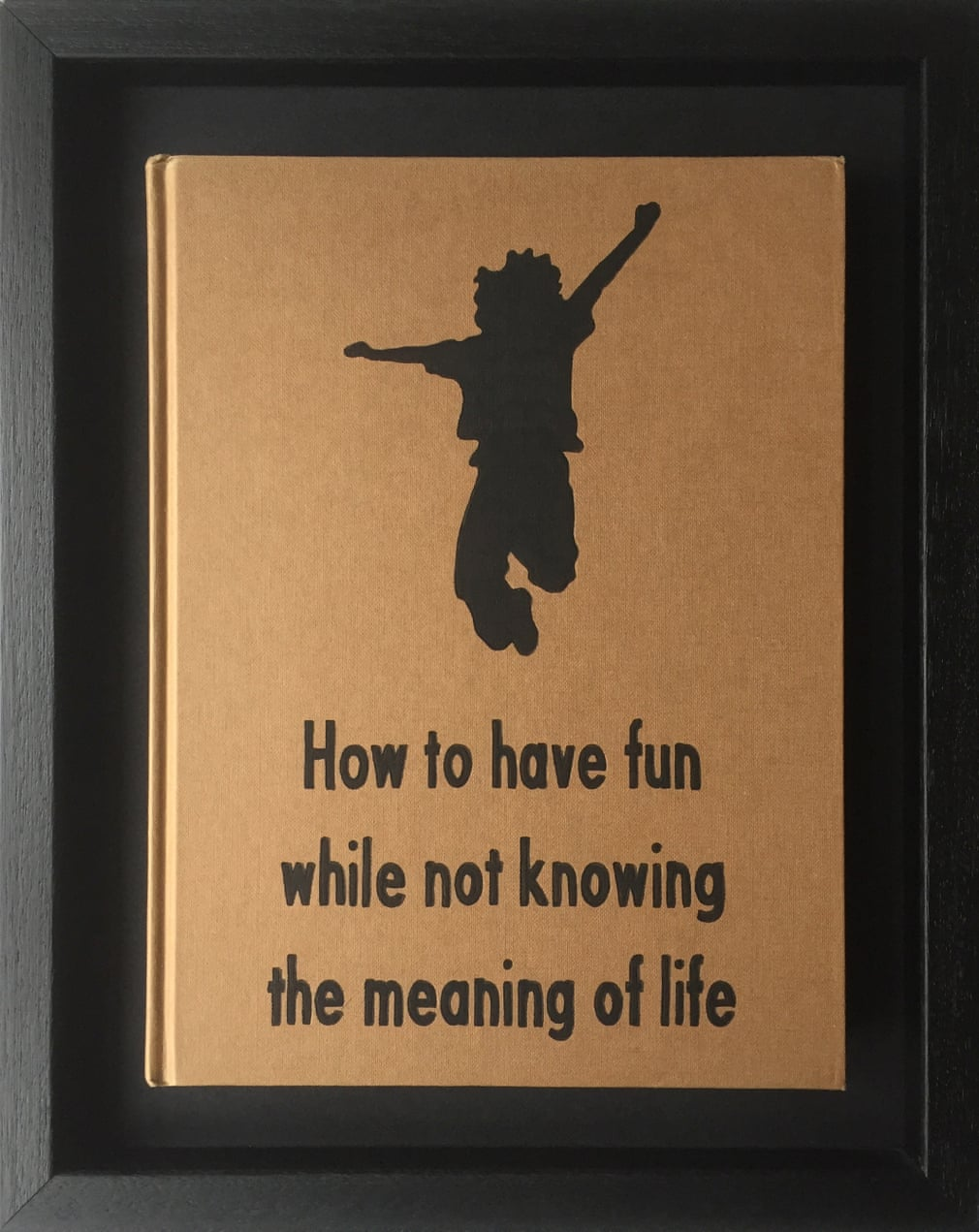 How to Have Fun While Not Knowing the Meaning of Life from Art Therapy by Johan Deckmann
