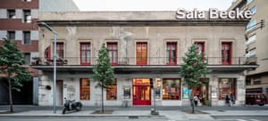 Sala Beckett in Barcelona, Spain by Flores & Prats Architects