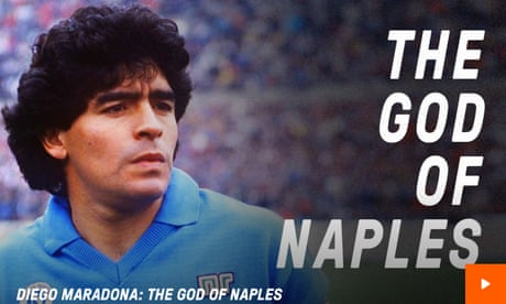 'Maradona is immortal here' – Napoli fans 30 years after winning their first Scudetto
