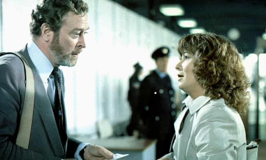 Michael Caine and Julie Walters in Educating Rita