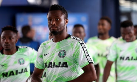 Mikel John Obi told father had been kidnapped hours before World Cup match