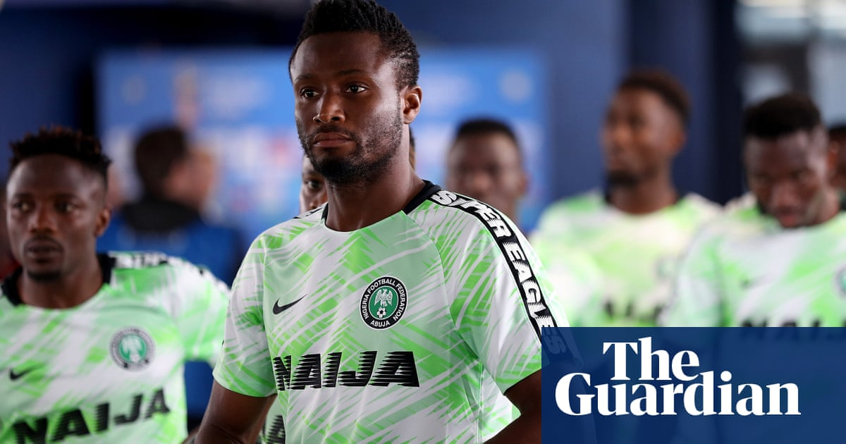 3289445daec9f Mikel John Obi told father had been kidnapped hours before World Cup match