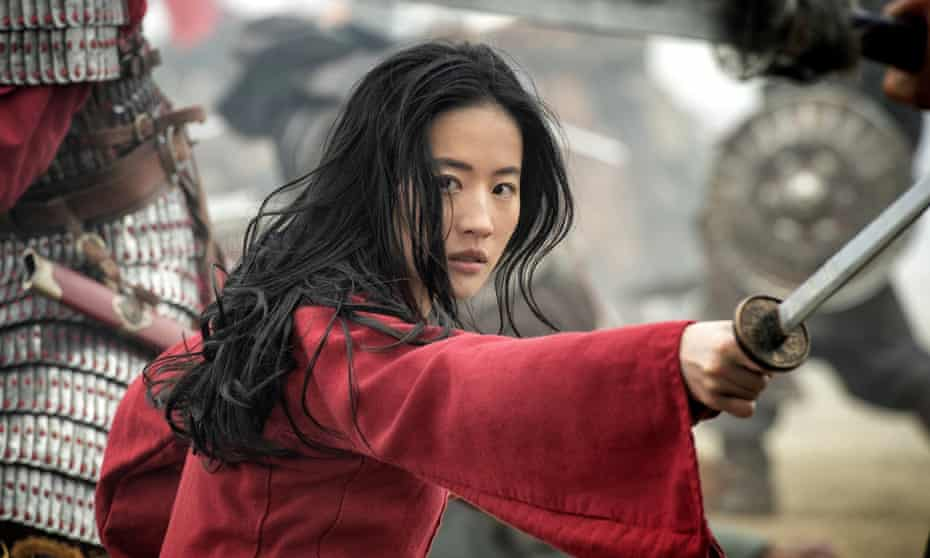 Liu Yifei stars in Mulan, which will now be offered direct to subscribers for $29.99