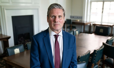 Keir Starmer warns PM: get a grip or risk second wave of coronavirus