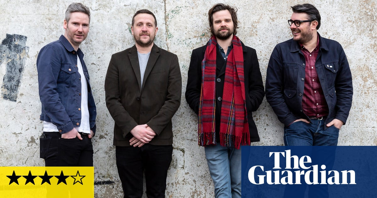The Futureheads: Powers review – a welcome return