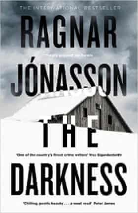 Ragnar Jonasson's The Darkness