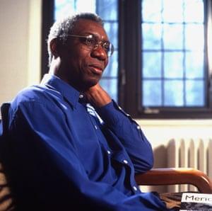 American poet Yusef Komunyakaa