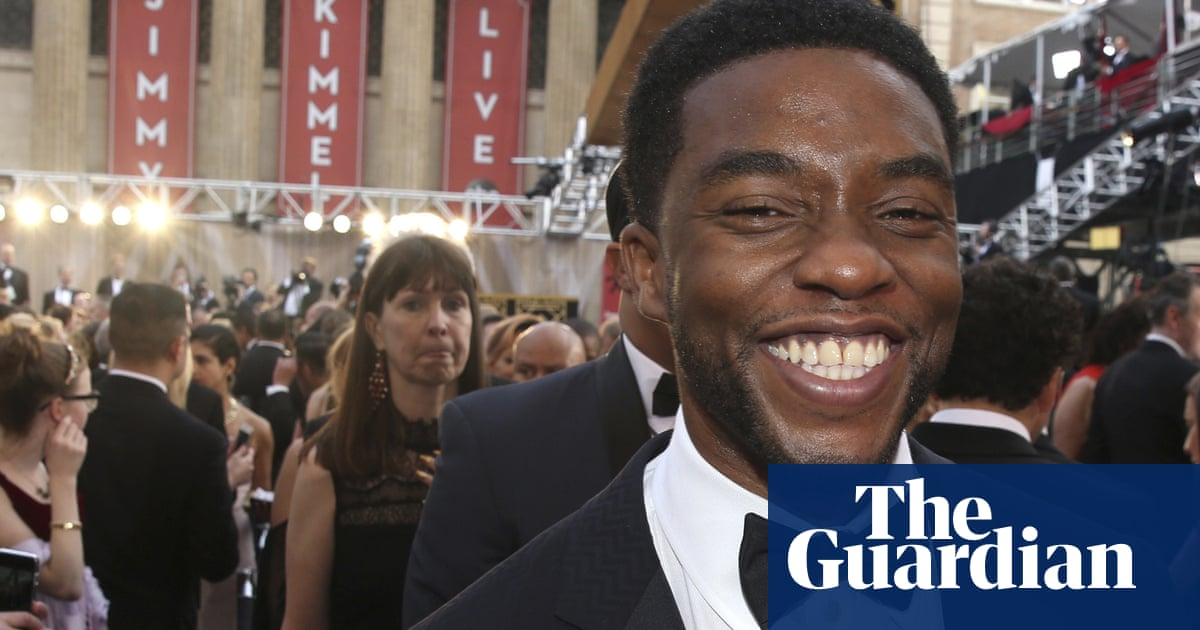 Seize it. Enjoy it: Chadwick Boseman embraced the joy and gravity of his films
