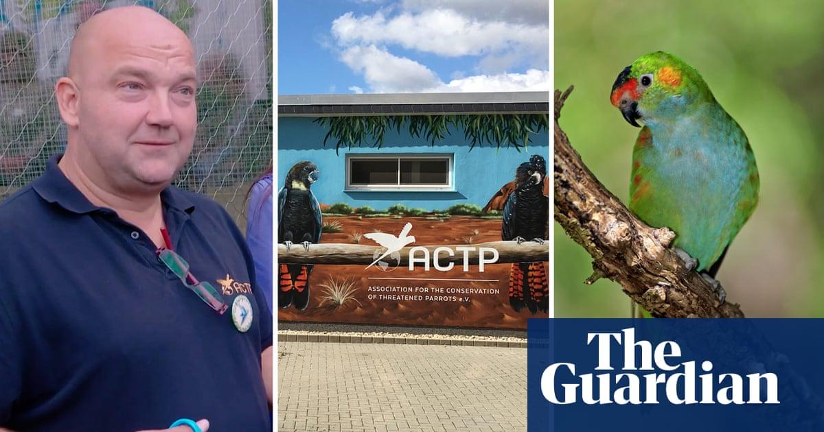 Australia gave endangered birds to secretive German 'zoo', ignoring