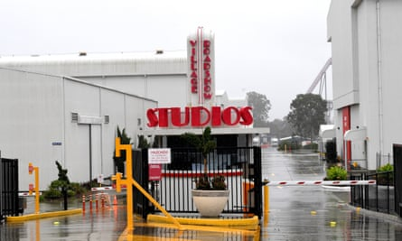 Village Roadshow Studios on the Gold Coast