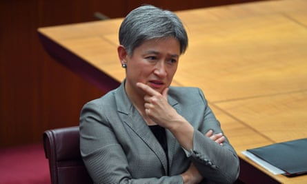 Labor's Penny Wong