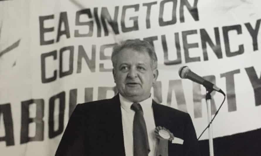 John Cummings represented Easington, Co Durham, from 1987 until 2010