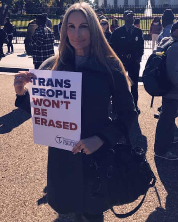 Taylor Lianne Chandler: 'I'm just amazed once again how people don't understand this is an attack on human rights, civil rights.'