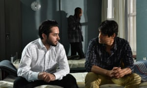 Sherwan Haji and Simon Hussein