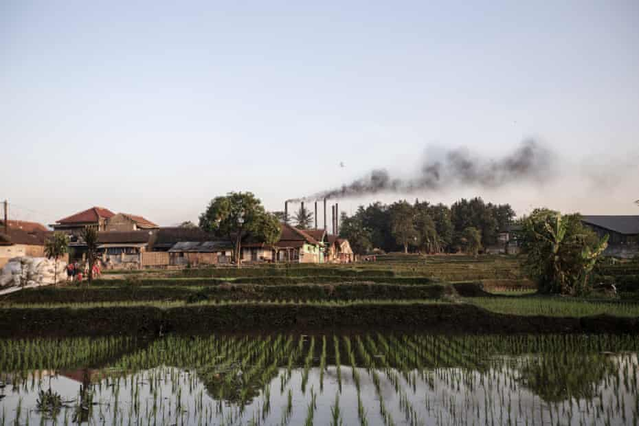 Sukamaju village, Majalaya District, Bandung Regency, West Java, Indonesia