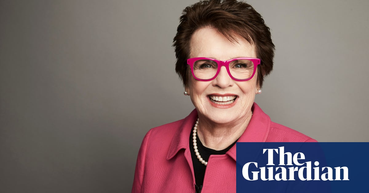 6f6d088626 Billie Jean King   Be ahead of your time – that s what you have to ...