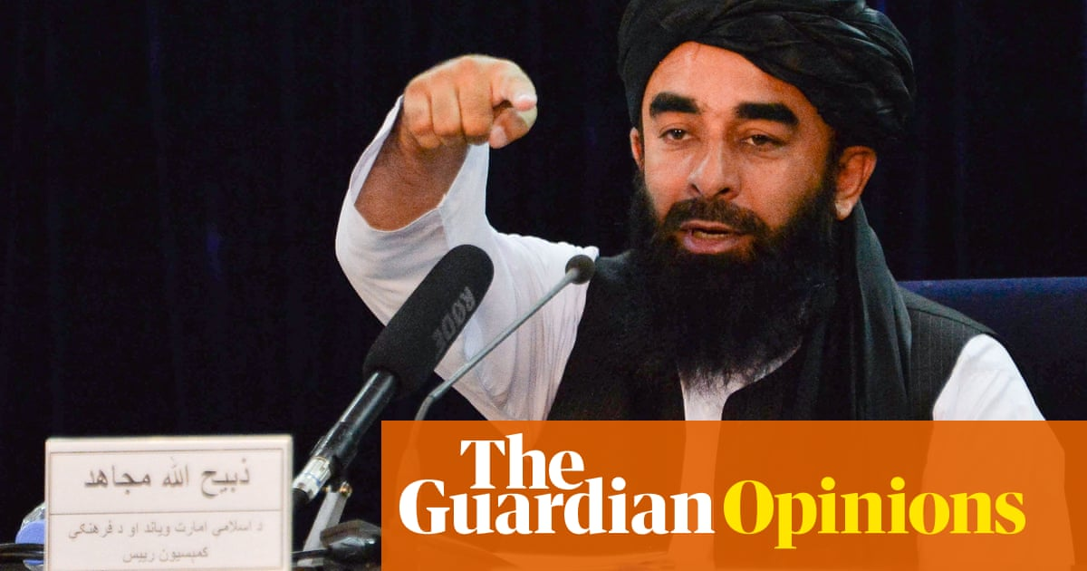 The Guardian view on the G7's great game: the Taliban rules in Kabul