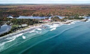 White Point Resort, Nova Scotia.