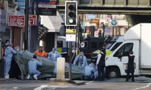 Darren Osborne rented a van and drove from Cardiff to London intending to kill Muslims.