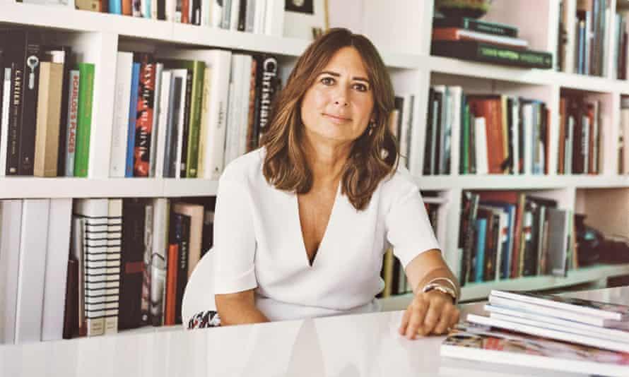 Alexandra Shulman has spent 25 years at the helm of British Vogue.