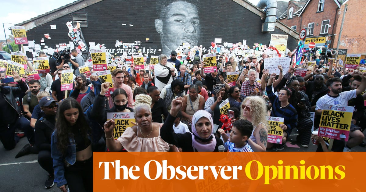 To be truly British, the country needs to stay largely white. Really, Lionel Shriver?
