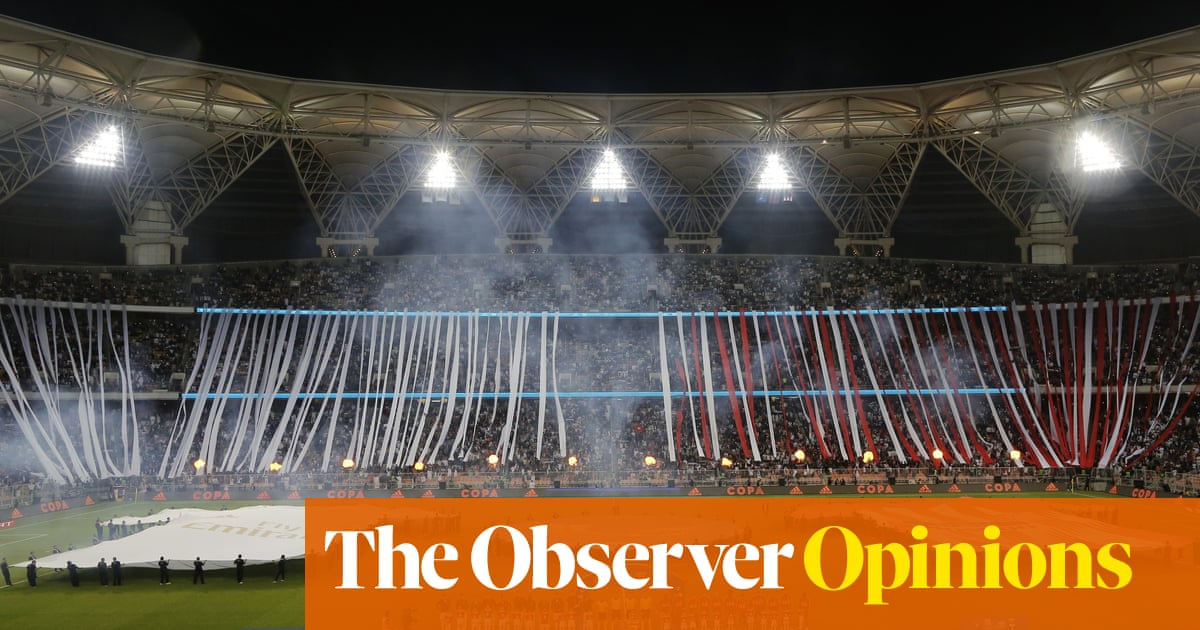 Behind every noble-sounding idea is the global elite's desire for more money | Jonathan Wilson