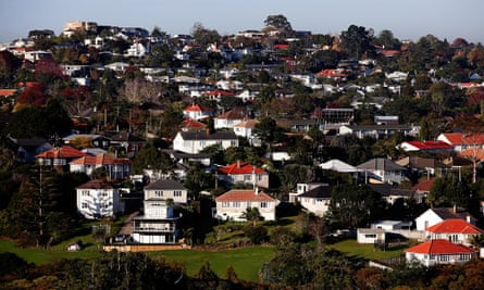 Labour has been accused of using foreign investors as a 'scapegoat' for the housing crisis in Auckland.