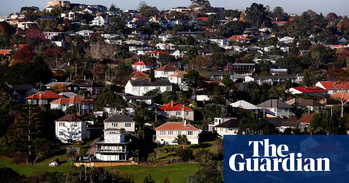 'Tenants on our own land': New Zealand bans sale of homes to foreign buyers