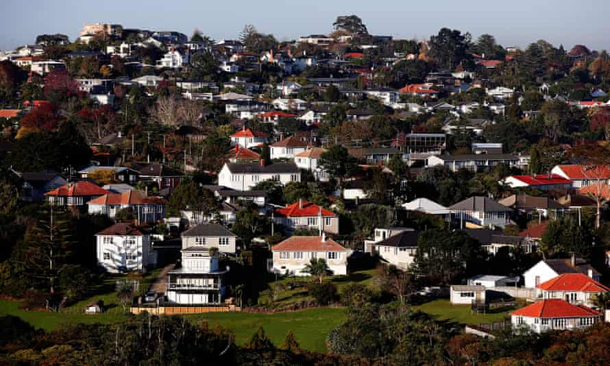 The average house price in Auckland now exceeds NZ$1m.