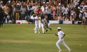 India v West Indies, 1983