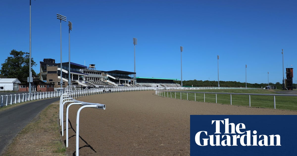 Racing at Newcastle leads way as professional sport returns in Britain