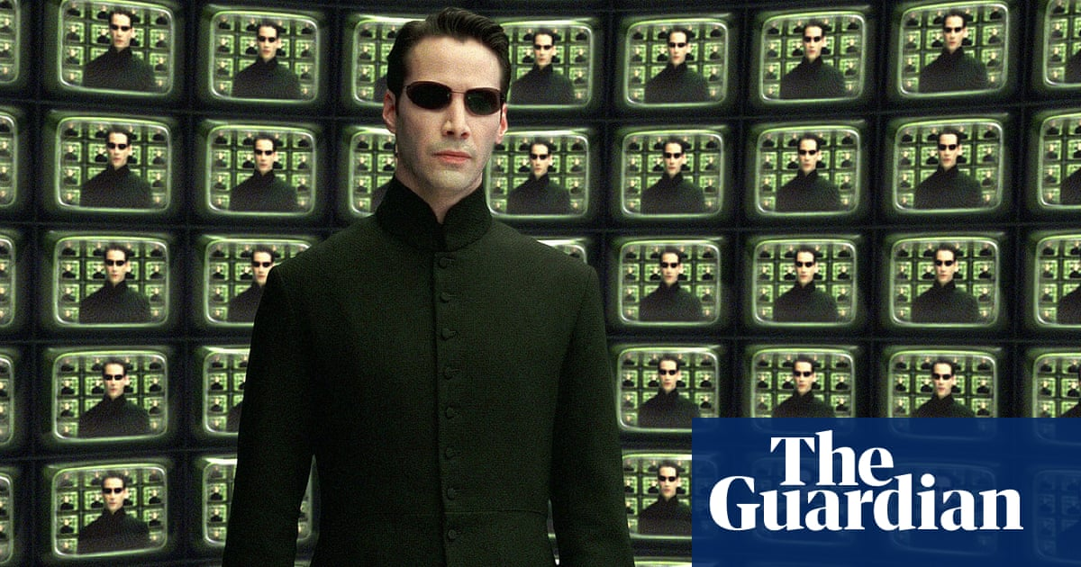 531ea33e34 Matrix rebooted  update of dystopian sci-fi franchise in the works ...