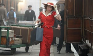 Anna Maxwell Martin as Sarah Burton in the 2011 BBC adaptation of South Riding by Winifred Holtby.
