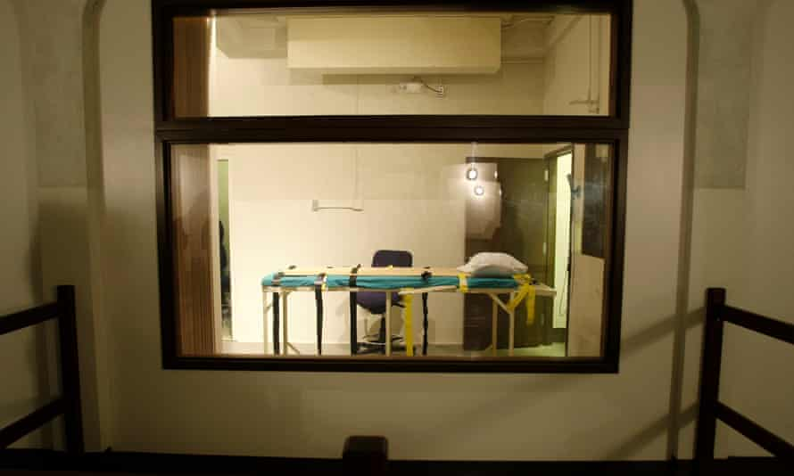 Missouri has been one of the most aggressive death penalty states in recent times, putting six prisoners to death in 2015, second most in the US.