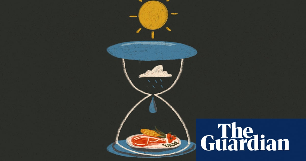 How the climate crisis will change your plate in 2050