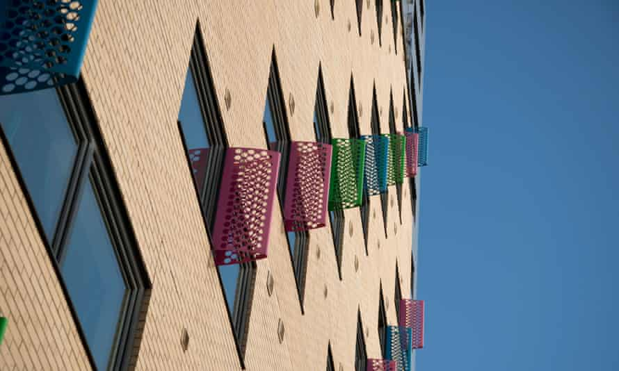 Student halls of residence in Leeds