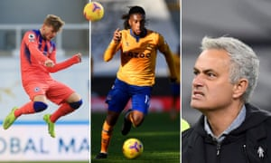 Timo Werner; Alex Iwobi; José Mourinho