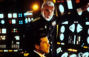 The Hunt For Red October, 1990 with Alec Baldwin