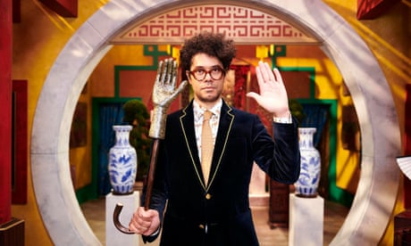 Richard Ayoade on film-making, supporting Richard Gere and living with Ipswich inside him