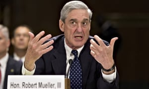 Robert Mueller is due to testify before Congress this week.