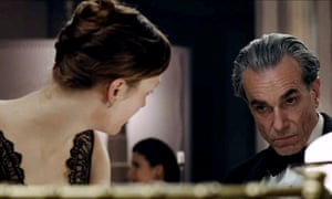 Vicky Krieps and Daniel Day-Lewis in Phantom Thread.