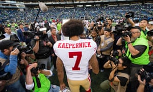 Colin Kaepernick: why is Breitbart so concerned with a middling NFL quarterback?