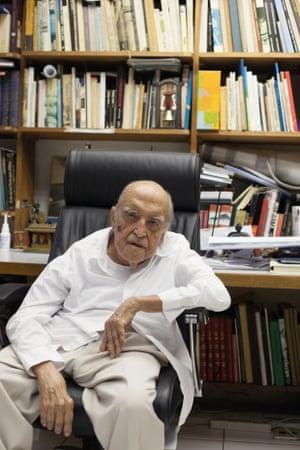 'An equal tension': Oscar Niemeyer, 2010 by Wolfgang Tillmans.
