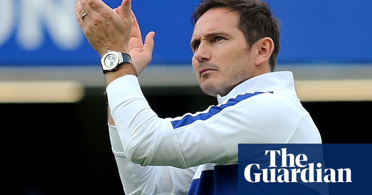 Frank Lampard's homecoming with Chelsea strikes a tone of anticlimax | Dominic Fifield